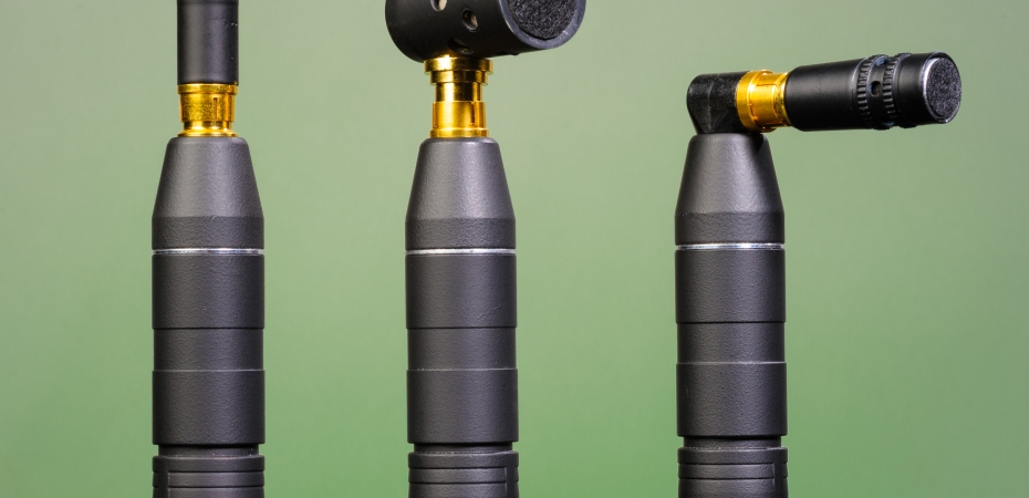 X-R microphone family