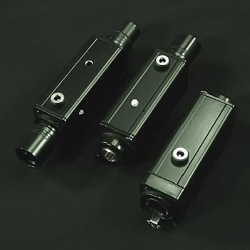 IPA inline battery and phantom powered amplifier