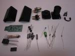 X-V tube kit microphone parts